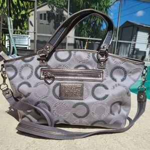 Coach Bag satchel handbag coach dsy dot otl lg sat